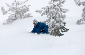 Perfect destination for powder snowboarding and skiing