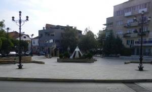 Radovish Central Square