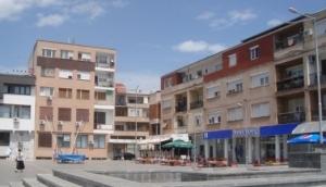 Shtip Central Square