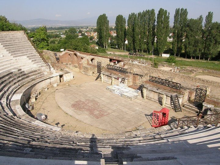 The Ancient Theatre