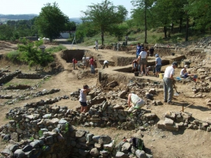 Excavations were conducted by The Texas Foundation for Archaeological & Historical Research
