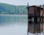 Dojran lake hut (photo by: Aleksandar Lazovski)