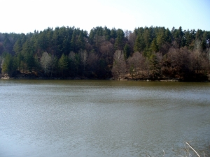 Berovo Lake (photo by: Novica Nakov)