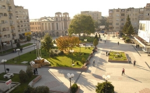 Kumanovo City Centre (photo by: Vesna Markoska)
