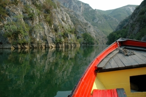 Matka Lake (photo by: Jason Rodgers)