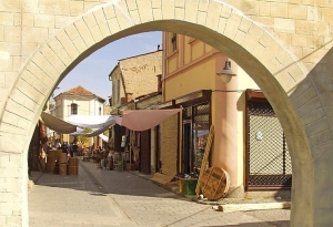 Old Bazaar - Bitola (photo by: Vesna Markoska)