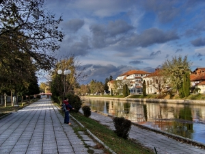 River Drim Struga (photo by: Vesna Markovska)