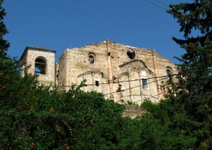 St. Elijah Church Dojran (photo by: V. Markoska)