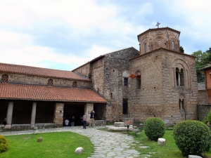 St. Sophia - Ohrid (photo by: George Redgrave)