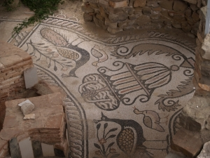 Stobi Mosaic (photo by: Dave Proffer)
