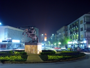 Veles Statue (photo by: Vesna Markovska)