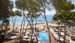 Nikki Beach Mallorca Restaurant