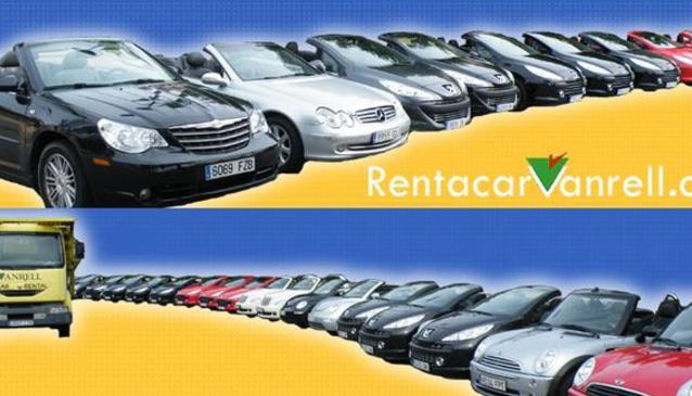 Vanrell Car Hire Mallorca Airport