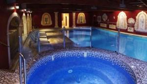 The Vespasian spa