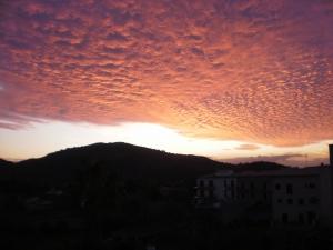 Alaró sunrise