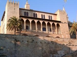 Almudaina Royal Palace - Palma de Mallorca