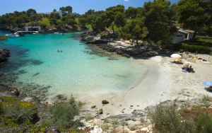 Cala Mitjana near Cala d'Or