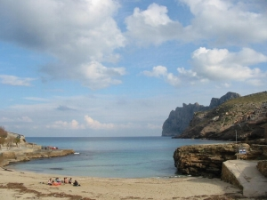 Cala Sant Vicenç, Mallorca in December