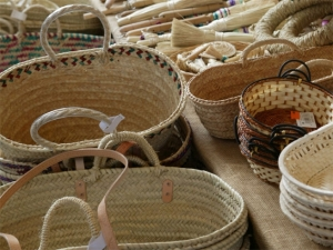 Mallorcan basketwork