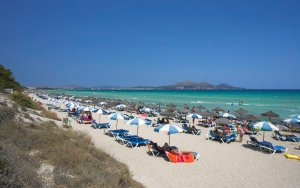Playa de Muro - north Mallorca