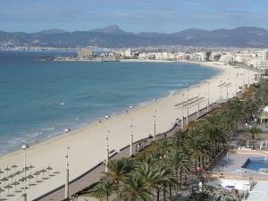 Playa de Palma & Can Pastilla, Mallorca