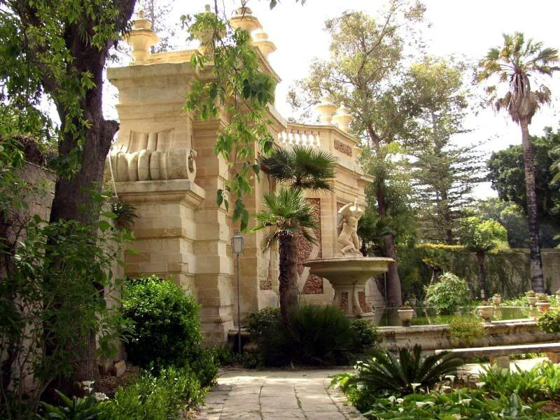Beautiful Gardens In Malta My Guide Malta