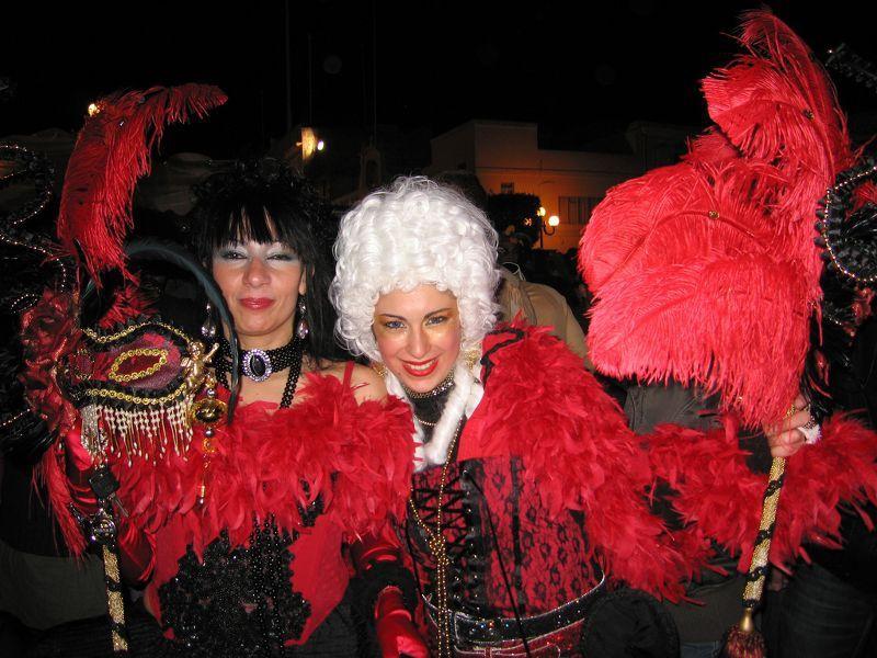 Carnival in Nadur