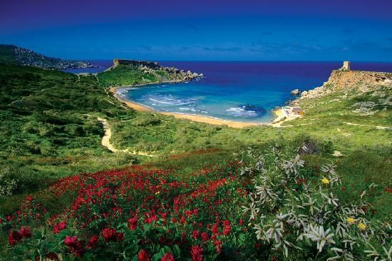 Malta Countryside and Beaches