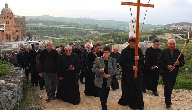 Holy Week in Malta
