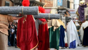 The Good Friday Procession in Malta