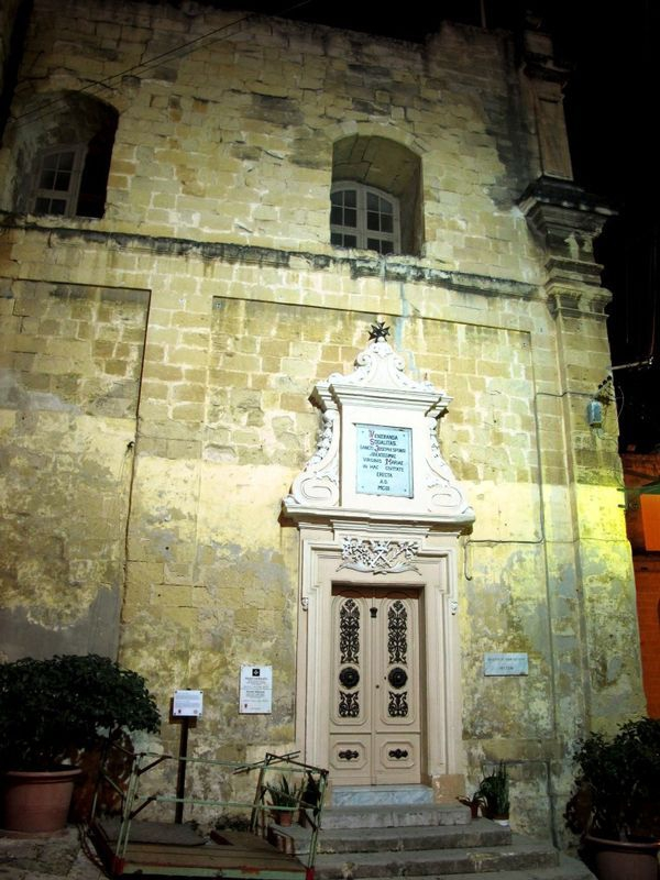 Birgu by night, Ghost Walks Malta