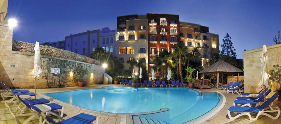 Hotel Maritim Antonine Spa  Malta