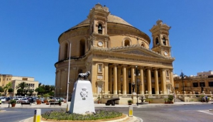 Mosta Rotunda Church
