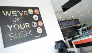 Zen Sushi to Go - Pama & SkyParks