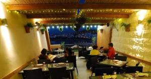 Zeus Greek Restaurant Terrace