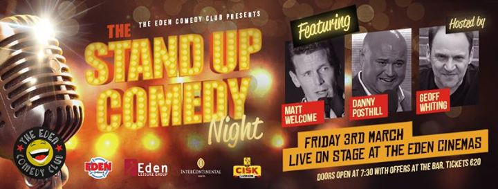 16th Stand Up Comedy Night!
