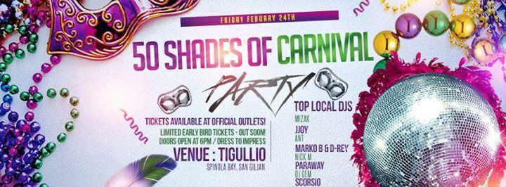 50 Shades of Carnival!
