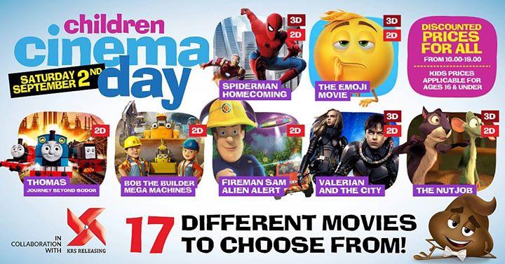 Children Cinema Day