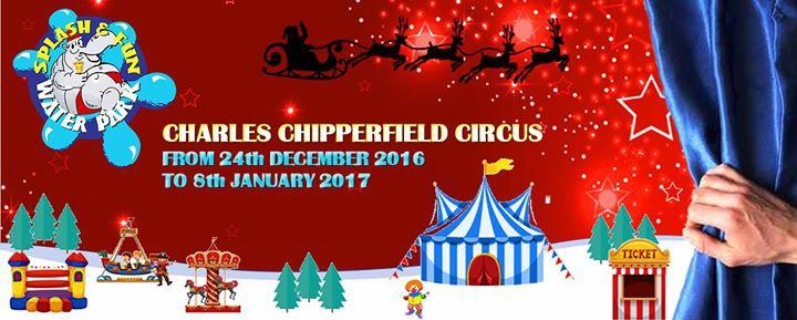 Circus at Splash and Fun Park