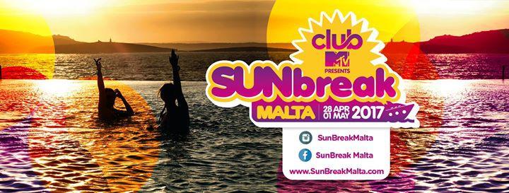 Club Mtv SunBreak Malta - Official Event