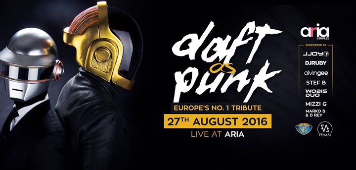 DAFT as PUNK | Europe's No.1 Tribute