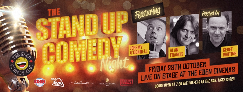 Eden Comedy Club's Stand Up Comedy Night