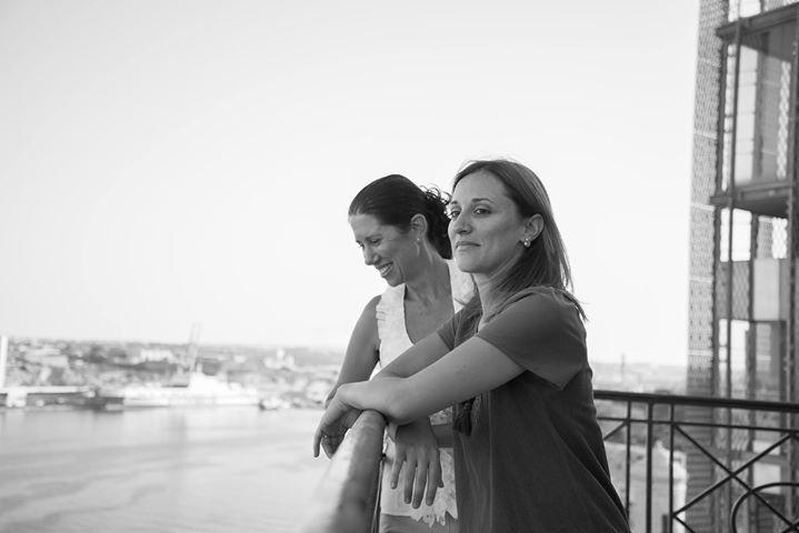 Erika Gialanze and Gisele Grima piano duo recital