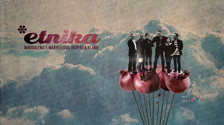 Etnika new album launch - Live in Valletta