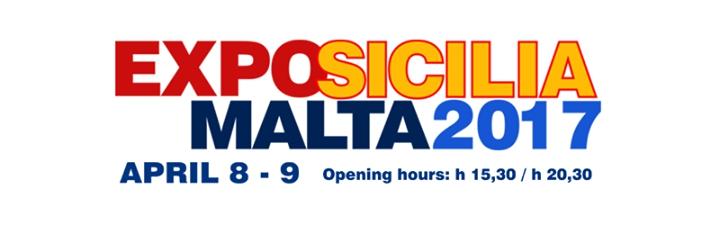EXPO Sicilia MALTA 2017