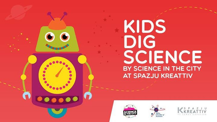 Kids Dig Science