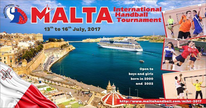 Malta International Handball Tournament
