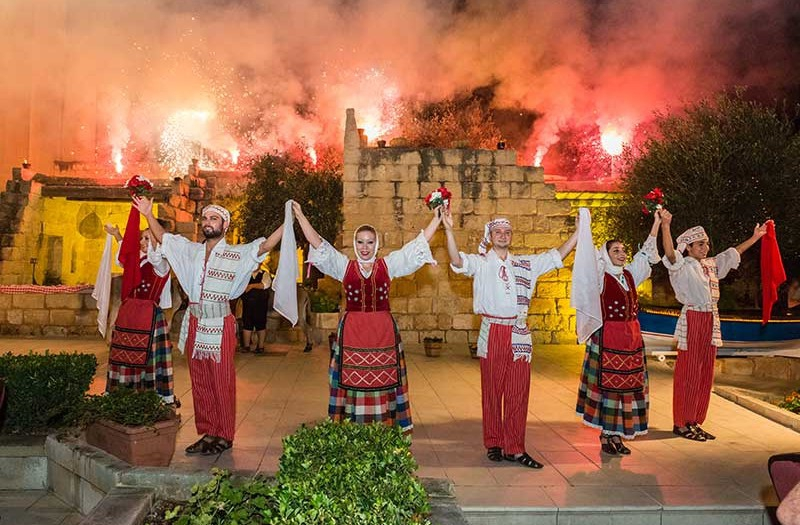 Maltese Summer Folklore Nights