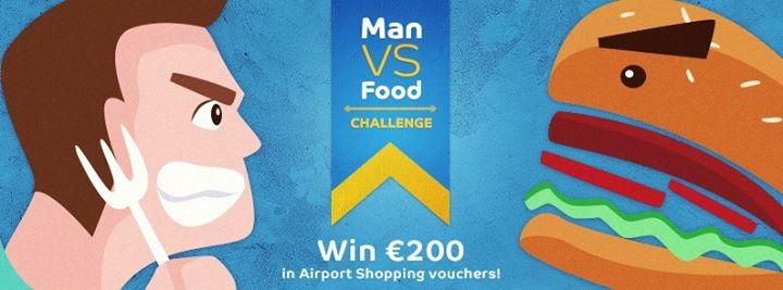 Man vs Food Challenge