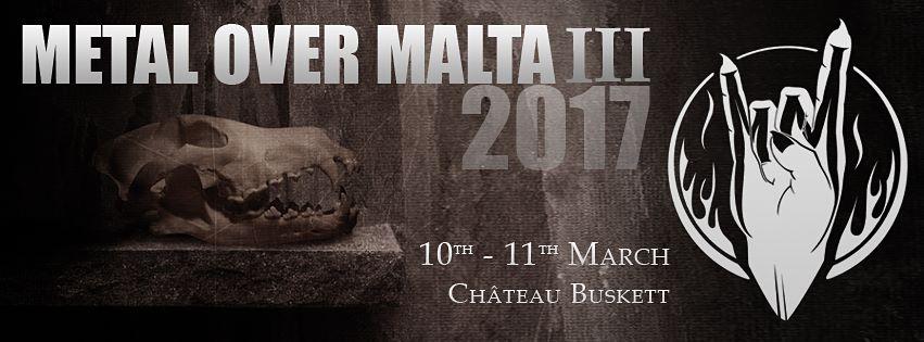 Metal over Malta Festival III